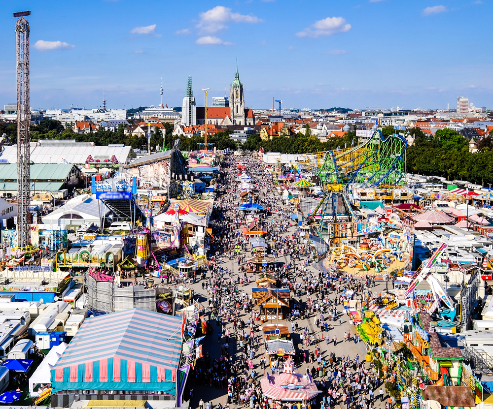 DO's & DON'Ts at the Oktoberfest