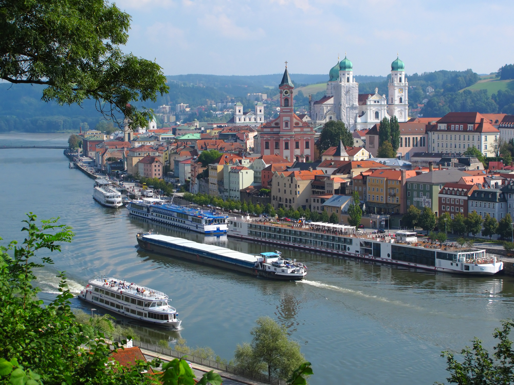 River cruises in Europe, The Demand for River Cruises In Europe Continues To Increase