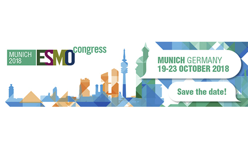 ESMO 2018, the European Society for Medical Oncology