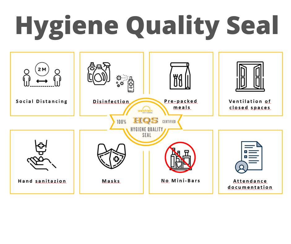 Hygiene Quality Seal