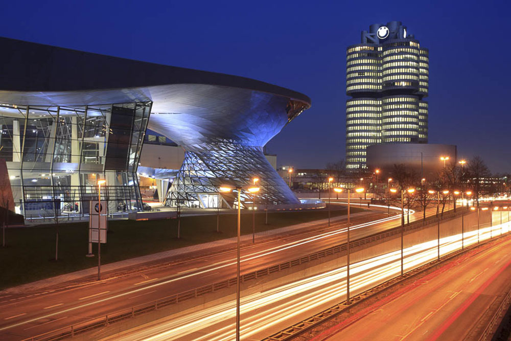 Be Amazed At The BMW Welt